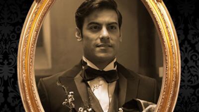 Carlos Rivera es Andrés Salinas