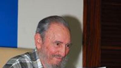 Difundieron nuevo video de Fidel Castro, es su quinta aparición en una s...
