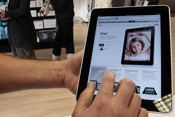 La creadora de iPad, iPhone y Mac, entre otros, tiene un valor estimado...