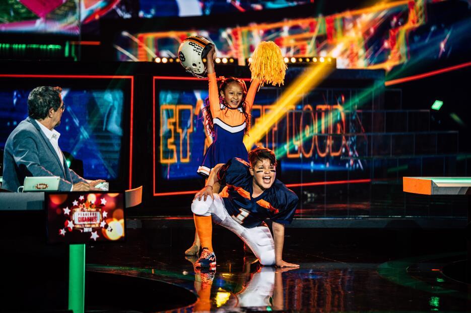 Pequeños Gigantes show 6