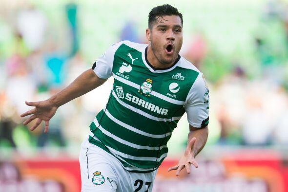 Aunque la producción de goles de Javier Orozco en el torneo no ha sido l...