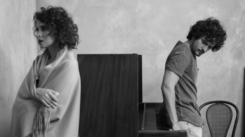 Tommy Torres y Gaby Moreno en 'Ven'