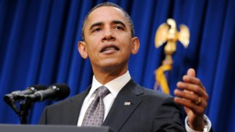 Obama reflecciona sobre su primer mandato.