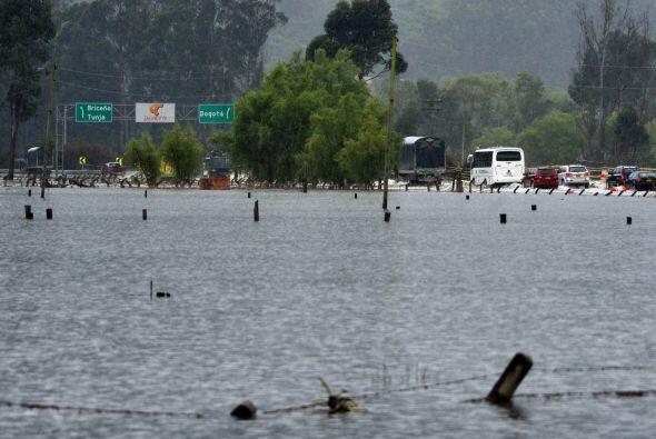 Las fuertes tormentas afectan alrededor de un 91% del territorio nacional.