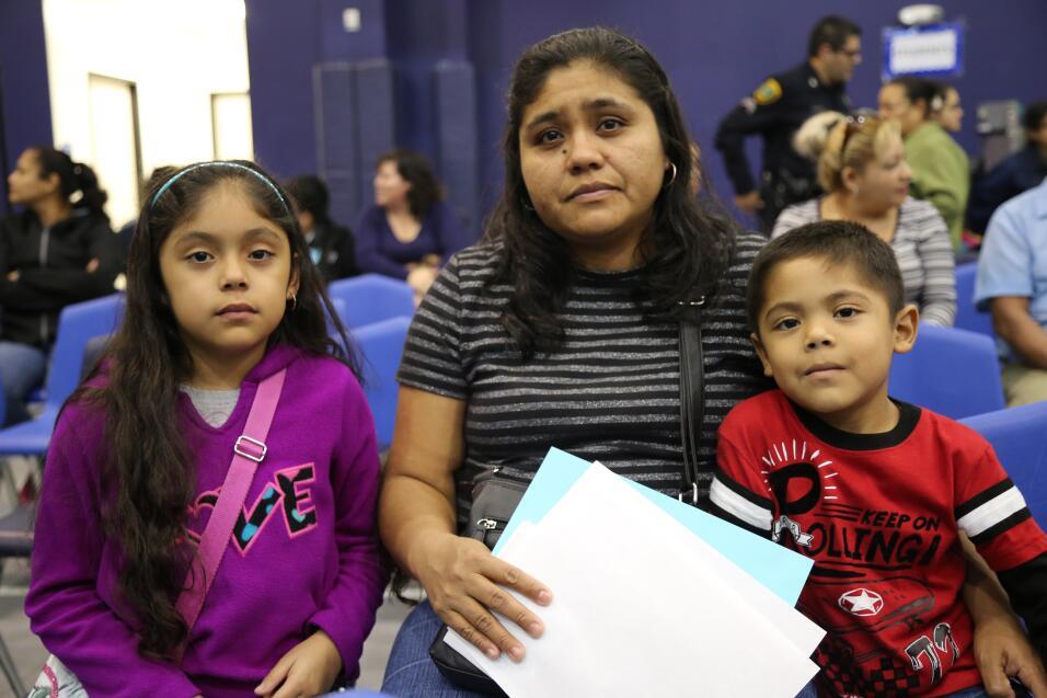 Foro informativo sobre inmigración en Houston