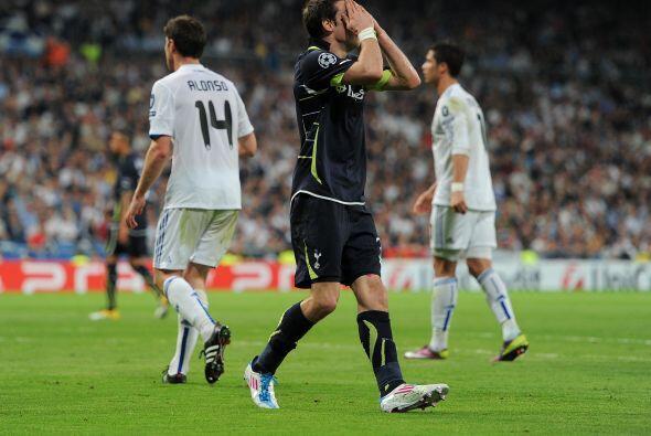 4-0 contundente con lo que el Tottenham casi se despide de la 'Champions'.