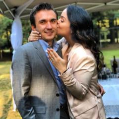 Miguel Pérez anuncia su compromiso