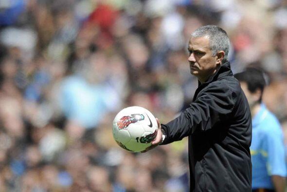 3-0 final con el que Mourinho y su Madrid podrían festejar en horas el t...