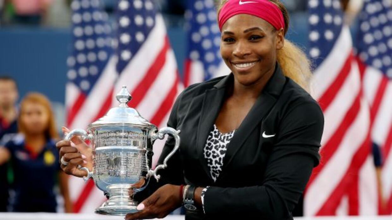 Serena Williams venció en dos sets a Wozniacki y se consagró nuevamente...