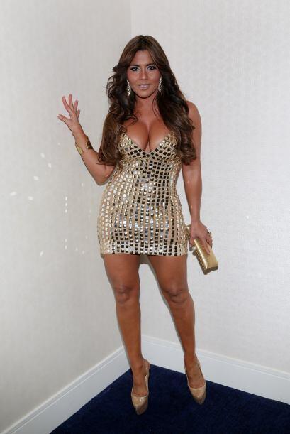 Así lució la boricua en la apertura del Miami Fashion Week.Mira aquí lo...