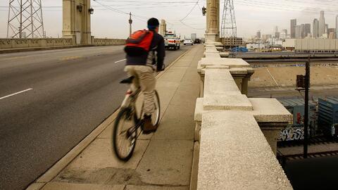 Departamento de Transporte instalará nuevos carriles para bicicletas en...
