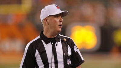 NFL anunció a los oficiales del Super Bowl LIII