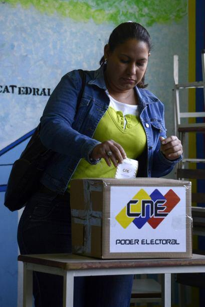 Esta es la primera cita electoral desde las presidenciales del 14 de abr...