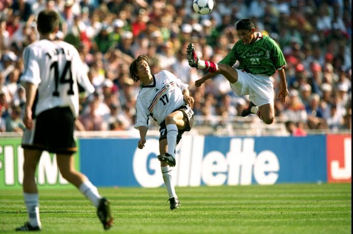 Si Raúl Rodrigo Lara no hubiera fallado en Francia 1998 GettyImages-1636...