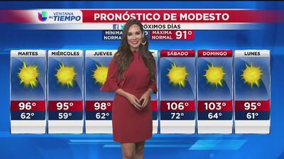 Pronóstico del tiempo – 19 de junio