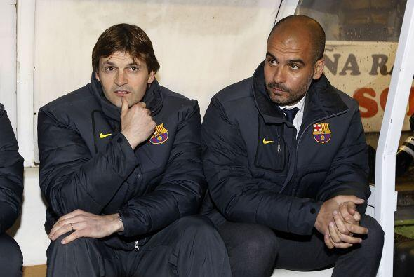 Tras saber que Josep Guardiola no continuará y su auxiliar Tito Vilanova...