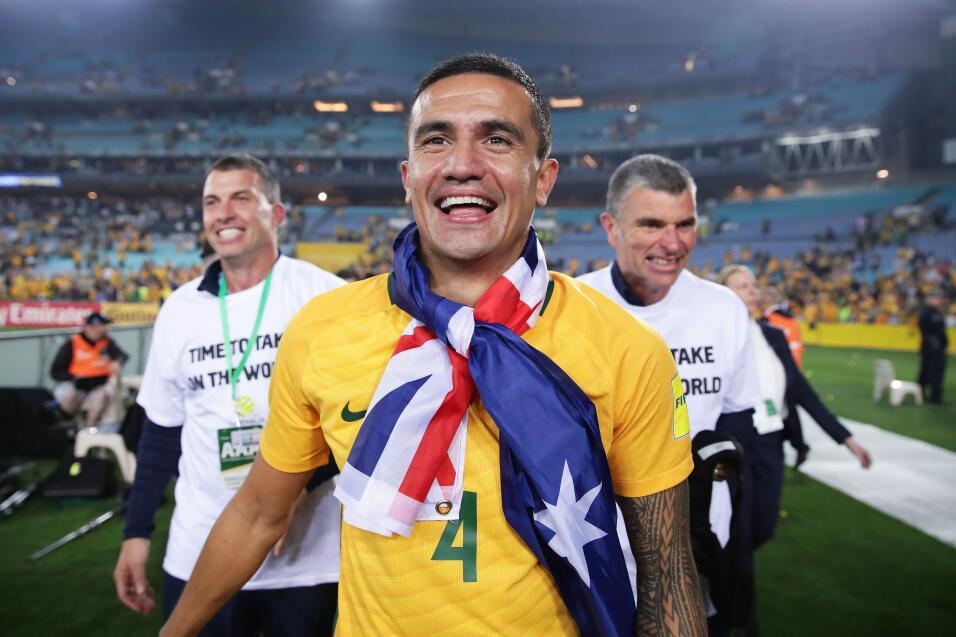 Grupo C. Tim Cahill (Australia) - aunque con 38 años, el histórico delan...