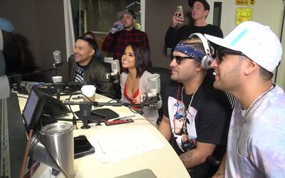Frankie J and Play-N-Skillz talk about their song and Selena