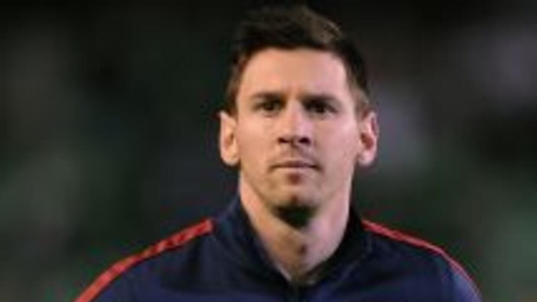 Messi no pierde el tiempo y ya está dando marcha a su rehabilitación par...