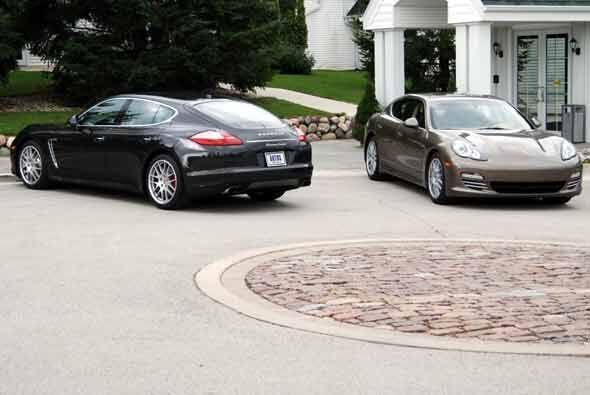 Porsche realizó la presentación a la prensa del nuevo integrante de la f...