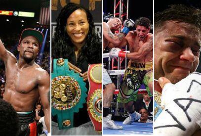 Los mejor y lo peor del boxeo en el 2014; la mejor pelea, el prospecto,...