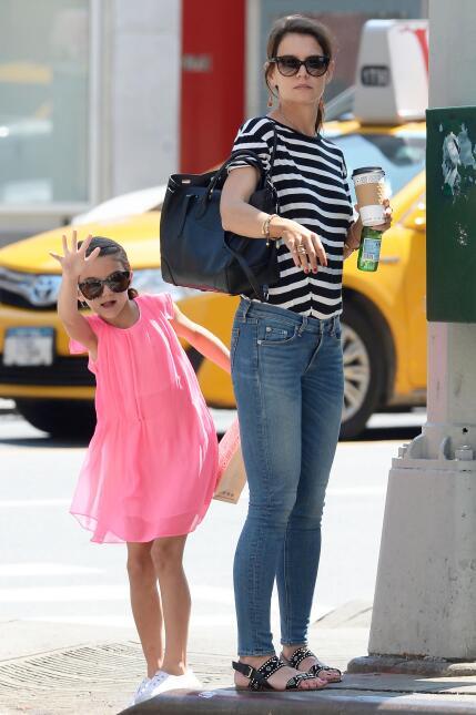Mira cómo ha crecido la hija de Tom Cruise y Katie Holmes, Suri Cruise W...