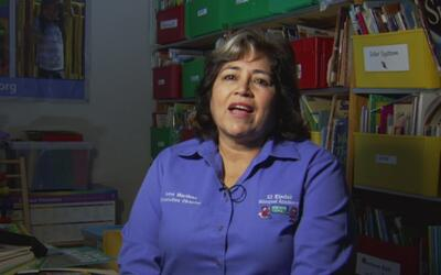 Irma Mireles Martínez, la inmigrante que encontró su camino en la educación