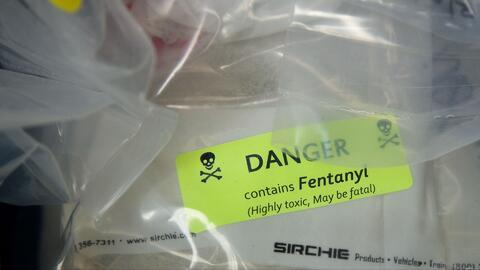 Fentanilo, el químico que hace a la heroína 100 veces más fuerte y que p...