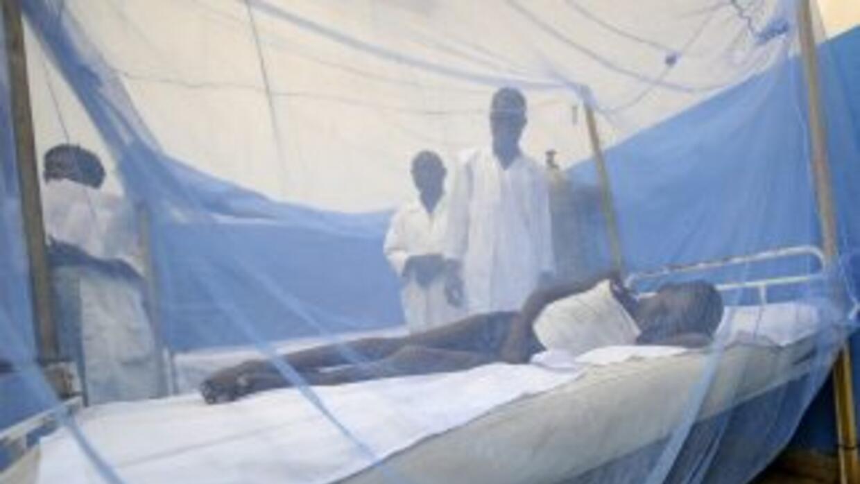 Se estima que en 2013 más de 580,000 personas murieron de malaria, un 90...