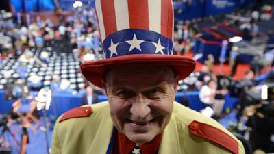 ¿Por qué los partidos políticos en EEUU se identifican con colores?
