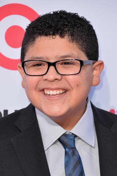 "Rico Rodriguez, el amoroso Manny de ""Modern Family"" acudi&oacu..."