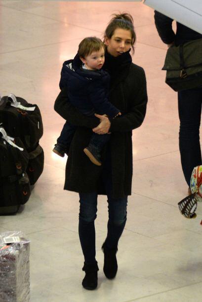 Se trata de su pequeño y hermoso Raphaël.