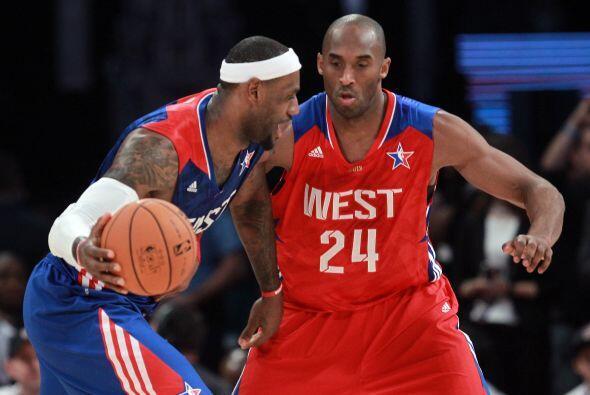 Michael Jordan dijo que escogería antes a Kobe Bryant que a LeBron James...