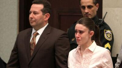 A pesar de que un jurado de Florida absolvió a Casey Anthony de asesinat...