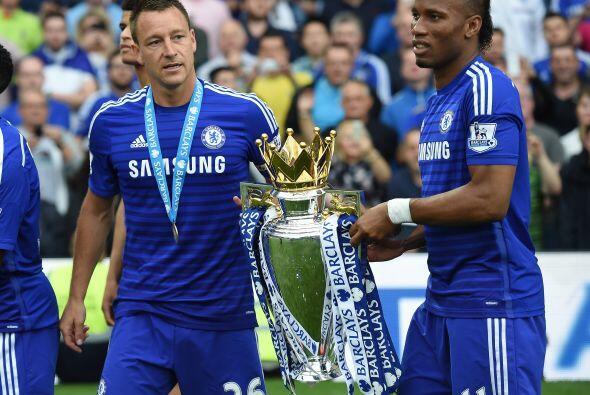 Teniendo al Stamford Bridge como escenario los Blues lograron ganar 3-1...