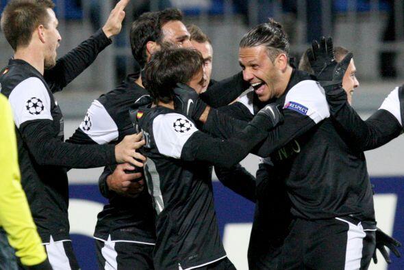 El hombre del Málaga es uno de los 'culpables' de que este equipo alcanz...