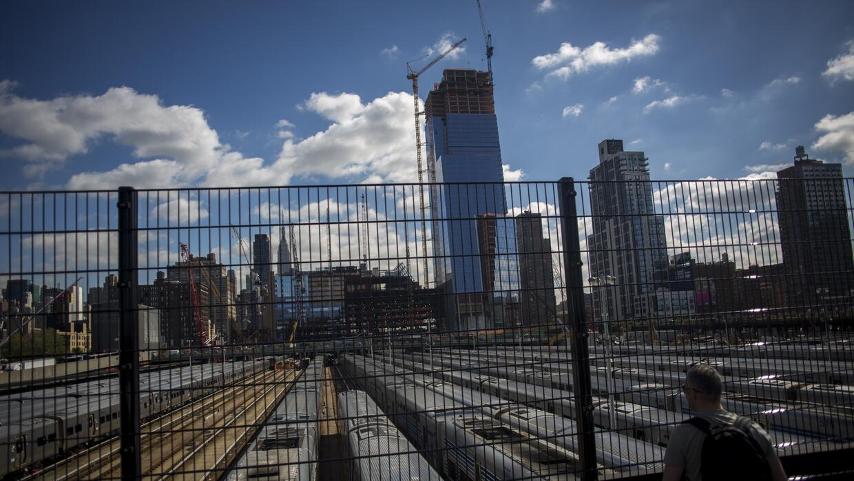 El proyecto de Hudson Yards, en Manhattan, fue justificado por el valor...