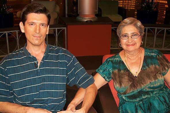 Nelly Rios tiene 70 años y esta casada con un hombre 36 años menor que e...