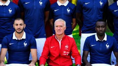 El técnico de Francia subrayó la calidad del centro delantero del Real M...