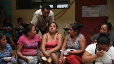 In photos: The desperate search for survivors of Fuego volcano eruption in Guatemala