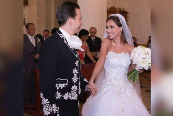 Luego de su boda, Anahí hizo declaraciones sobre su futuro en el medio d...