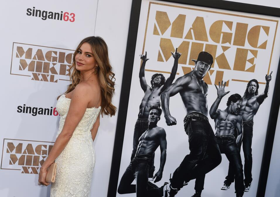 Estreno de Magic Mike XXL