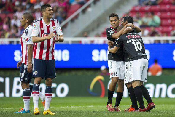 Un ejemplo claro es el gol que les marcó Xolos de Tijuana en el segundo...