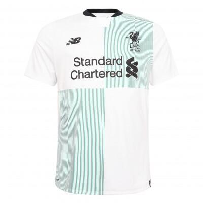 20. Liverpool F.C. - New Balance (Inglaterra)