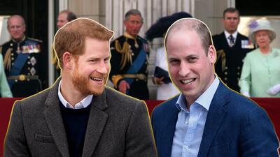 El príncipe William será el padrino de boda de su hermano Harry