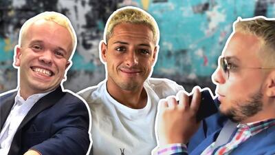 Lorenzo Méndez y Carlitos 'el productor' quieren estar a la moda, ahora son rubios