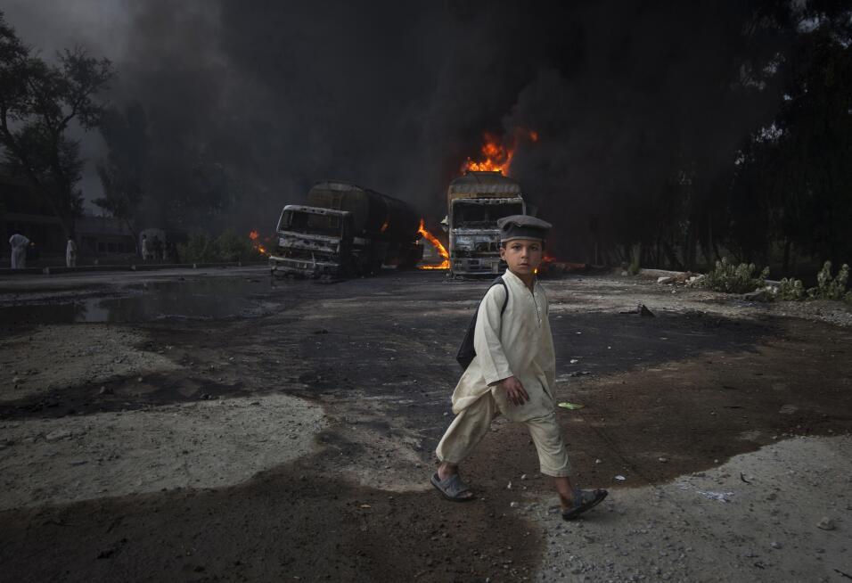 Niños Pakistan