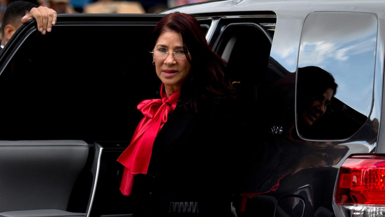 Cilia Flores, primera dama de Venezuela