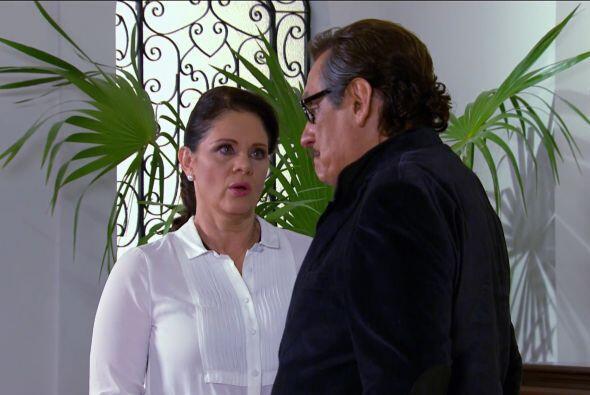 Blanca quiere ayudarte y cree que es mejor que dejes la casa de Pablo.