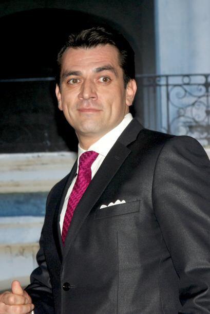 """Jorge interpretó a """"Rogelio Montero"""", un hombre inválido, lleno de renco..."""